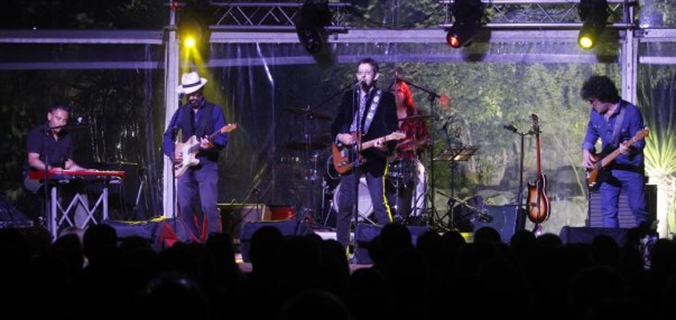 Dylan&Petty suenan en la Terraza del Botánico