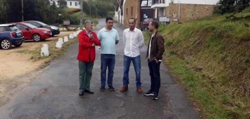 218.645 euros para reparar el camino de Vallín en Limanes