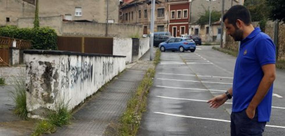 El PSOE de Noreña critica la falta de limpieza en varias calles
