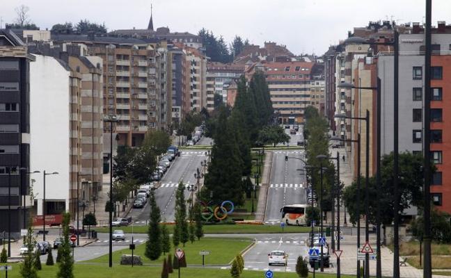Oviedo pierde en un año 480 habitantes y La Florida es el barrio que más población gana