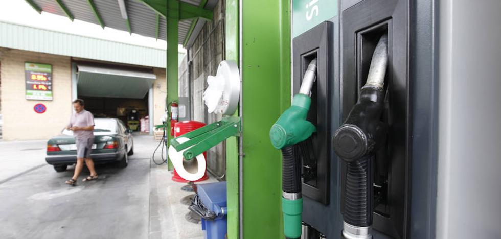 Dos detenidos por robar con una radial en una gasolinera de Gijón