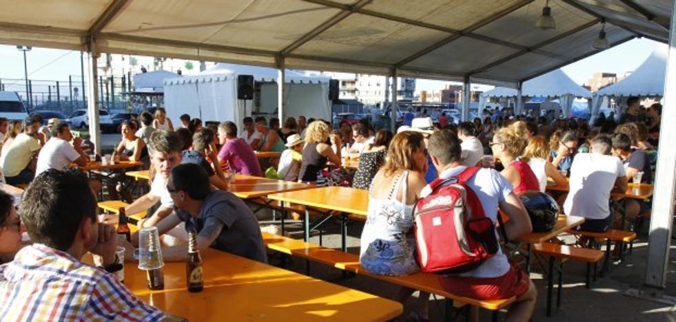 La SGAE fiscaliza las fiestas de Coto Carcedo y el Festival de la Cerveza
