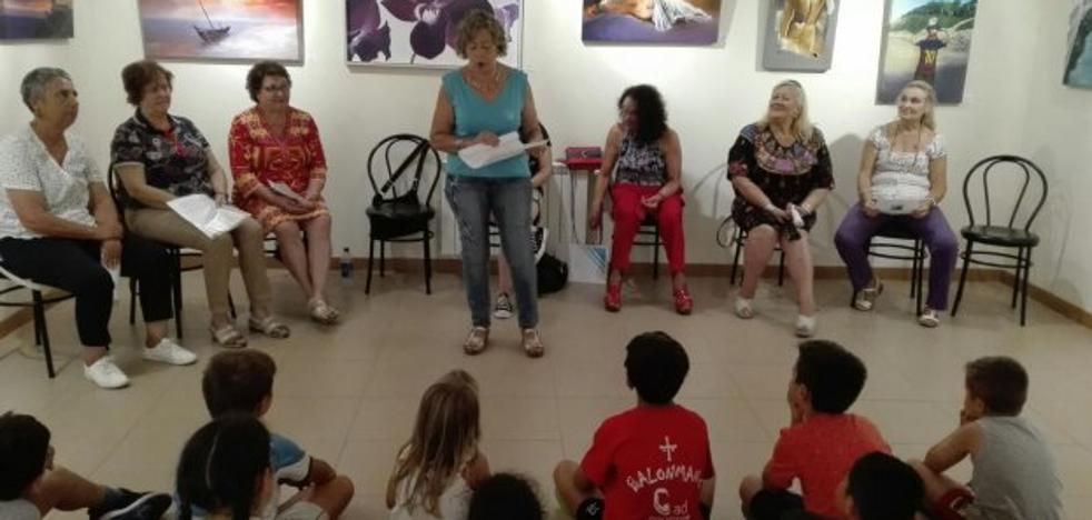Poemas que dan vida a la muestra 'Diario personal'