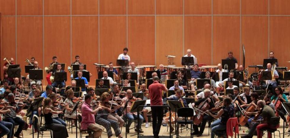 Una orquesta de 106 músicos para Wagner