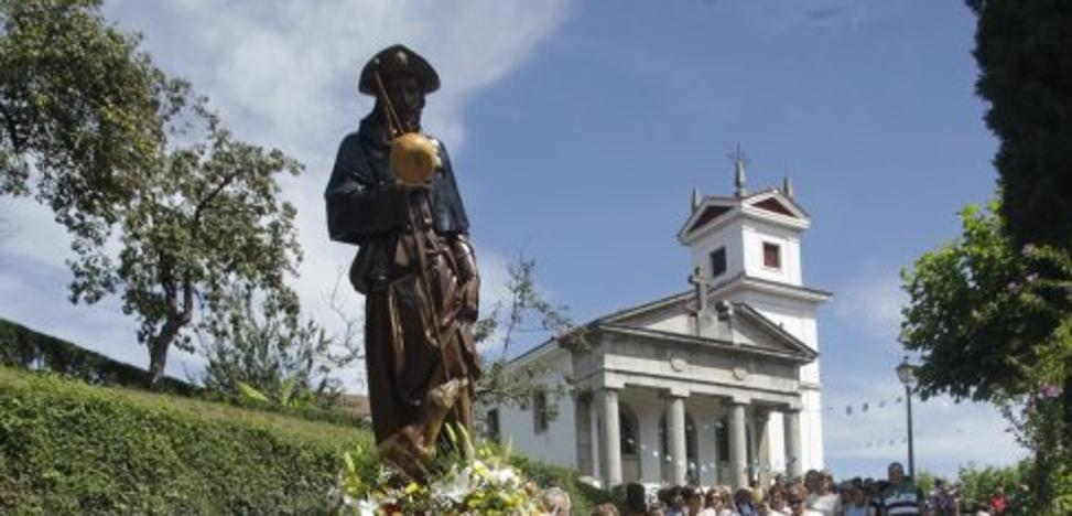 Comienzan las fiestas de San Roque