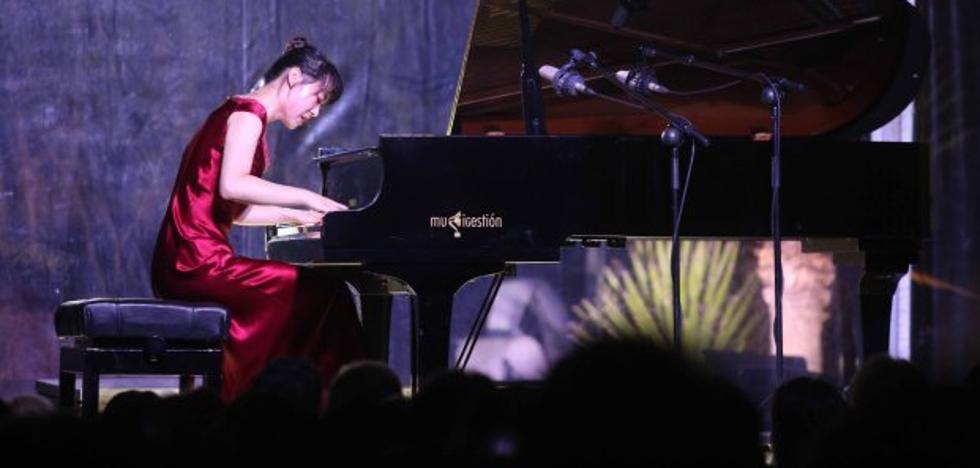 Recital de piano para despedir la Terraza del Botánico