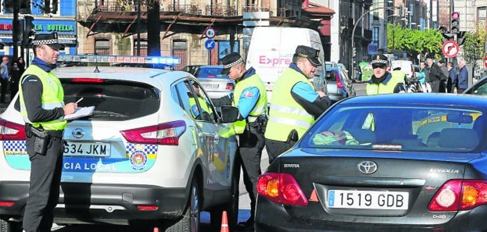 La Policía Local detecta tres positivos por alcohol en 175 controles