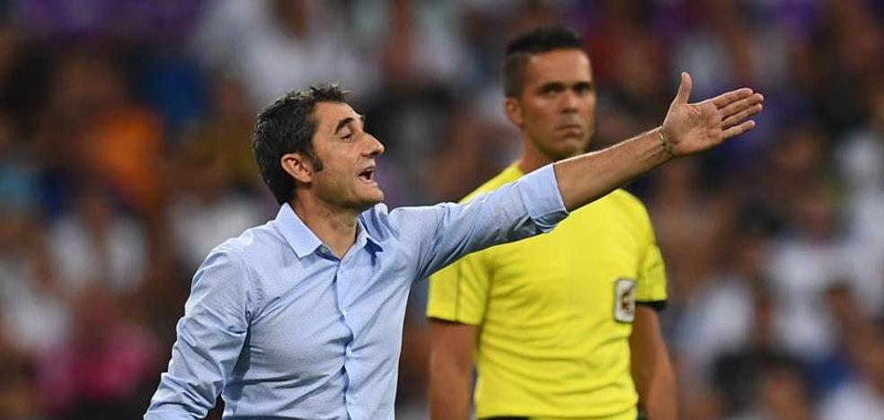 Valverde: «Nos tenemos que recuperar, sobre todo anímicamente»