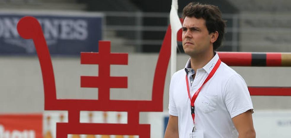 Sergio Álvarez Moya no participará en el CSIO de Gijón