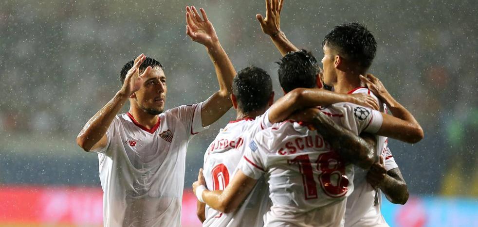 El Sevilla se reinventa en el primer proyecto sin Monchi