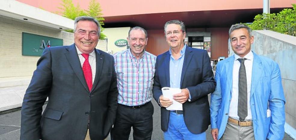 Maestro convertirá de nuevo a Gijón en la capital mundial de la rodilla