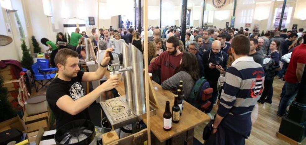 Un tren llevará visitantes a la segunda fiesta de la cerveza