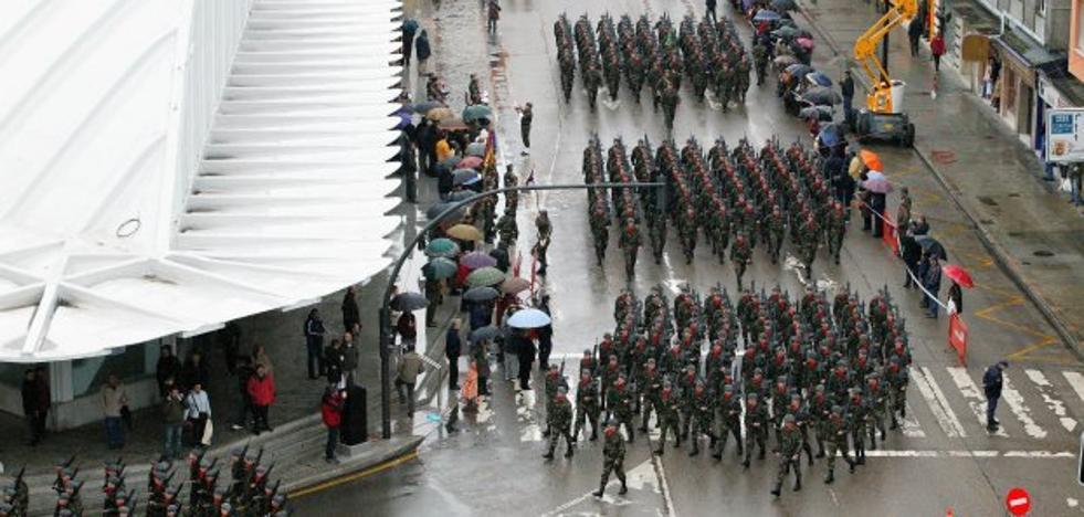 La Pola acogerá por primera vez el sábado 30 de septiembre un acto de jura de bandera civil