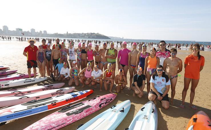 V Lifeguard Race Series, unas jornadas para talentos de Salvamento en Gijón