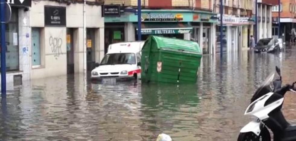 La EMA mejorará la conexión de los colectores para evitar las inundaciones en la calle Brasil