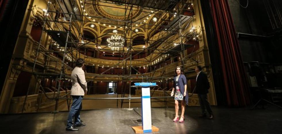 El ciclo EscenAvilés programa ocho estrenos absolutos y recupera la ópera