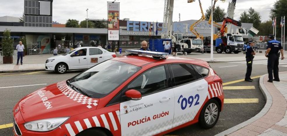 Las fuerzas de seguridad blindarán los eventos con más afluencia en Asturias
