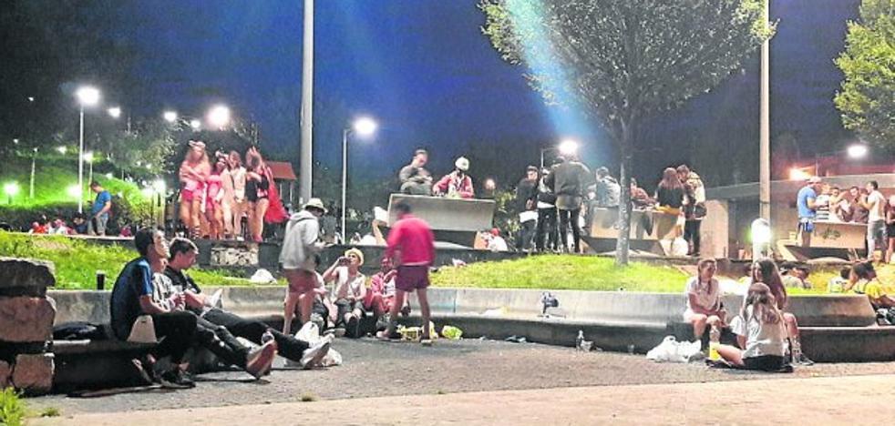 El Carnaval de Luanco generó 18 toneladas de basura