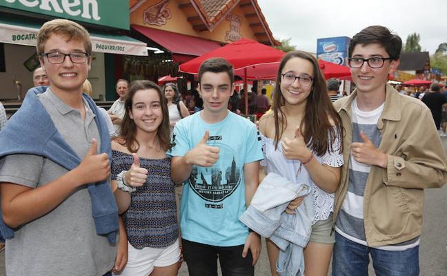 ¿Estuviste en la Feria de Muestras? ¡Búscate! (18-08-2017)