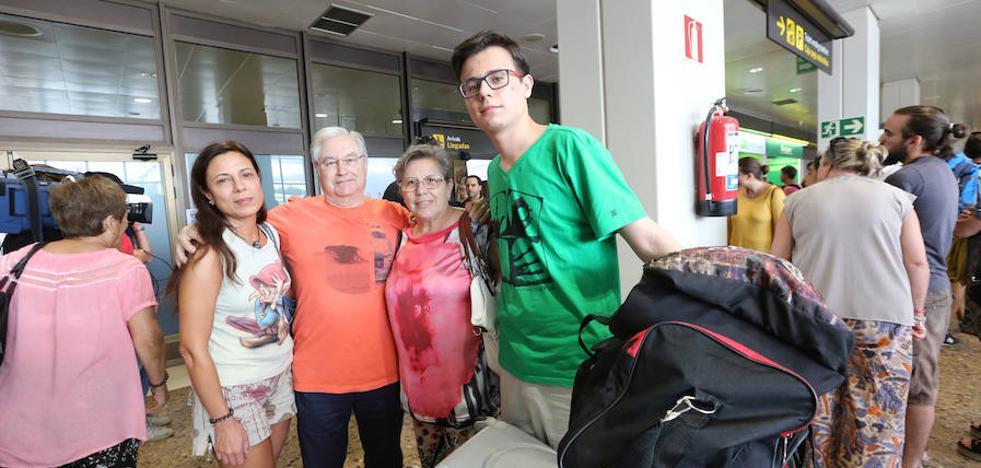 El doloroso regreso asturiano desde Barcelona