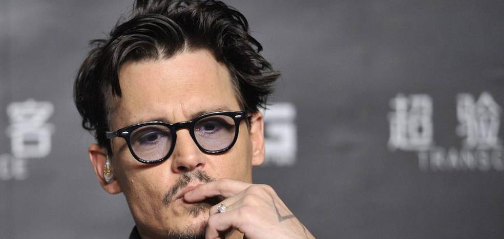 Investigan a la empresa administradora del dinero de Johnny Depp