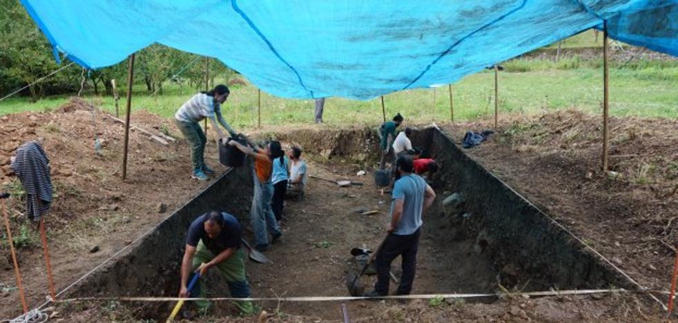 Excavaciones arqueológicas «en precario»