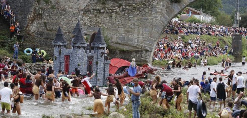 Aguas de tradición y fiesta