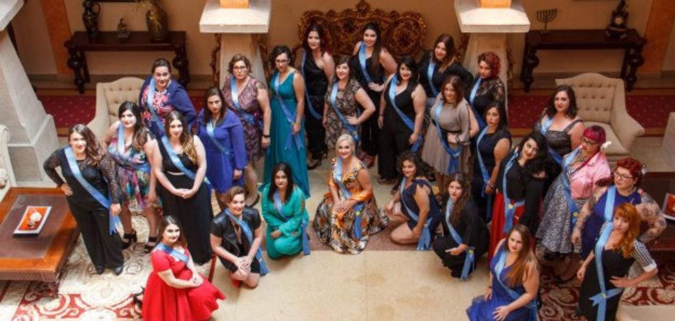 Bellezas que reivindican la «mujer real»