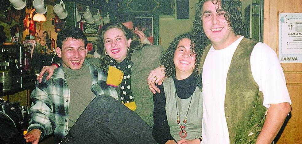 Las víctimas inocentes de la noche en Gijón