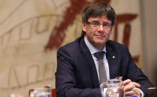 Resultado de imagen de Puigdemont, el comercio