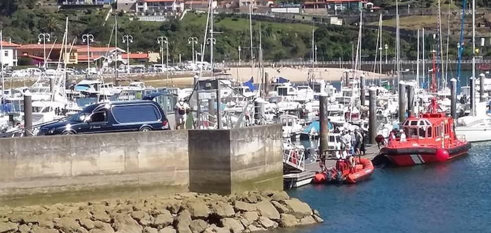 Localizado el cuerpo del buzo vizcaíno desaparecido en Ribadesella