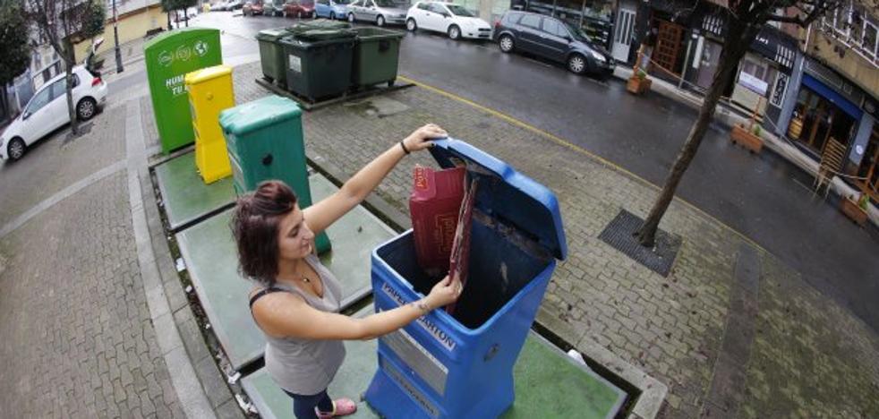 Asturias, ante el reto de reciclar el 50%