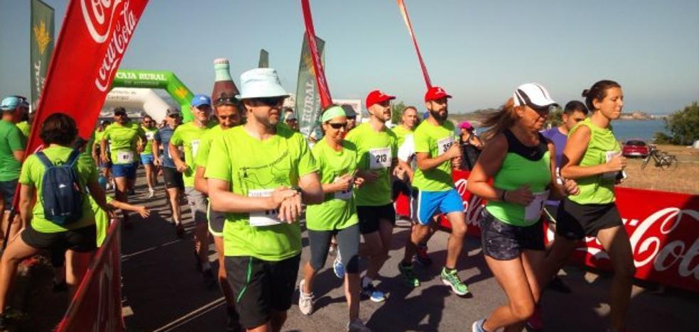 Una carrera contra el cáncer de récord