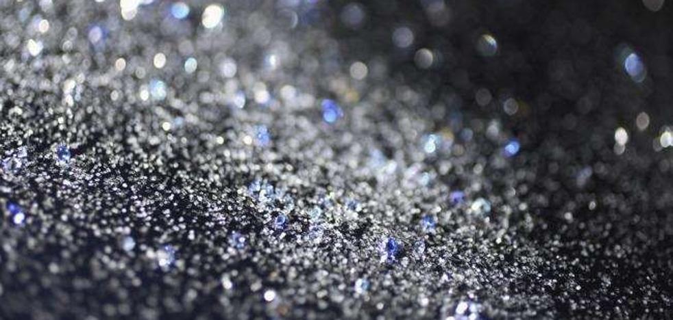 Crean una 'lluvia de diamantes' igual que en el interior de los planetas gigantes helados