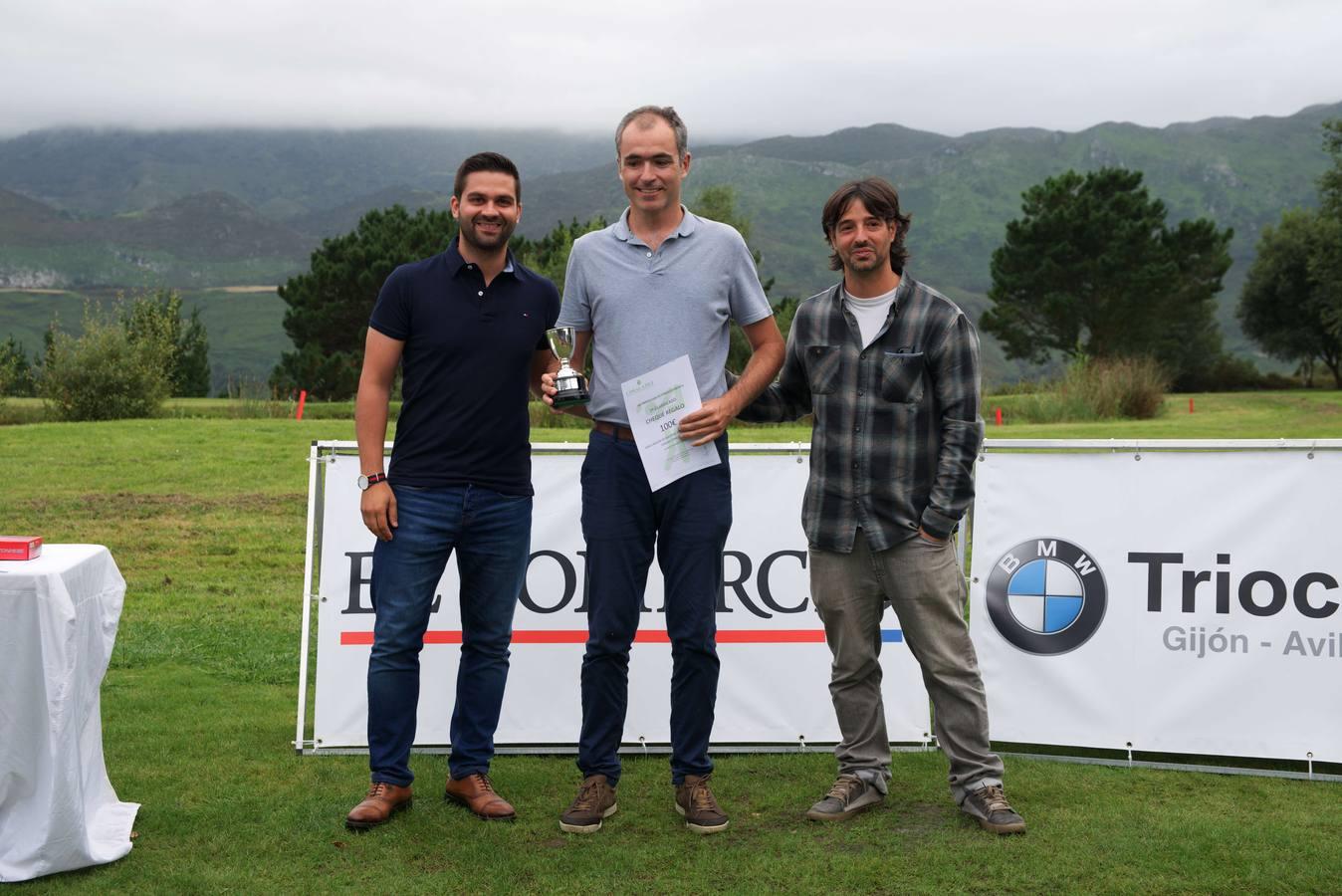 Trofeo de Golf El Comercio //Abanca: Llanes