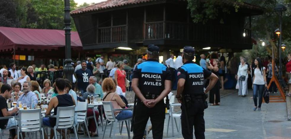 Dos detenidos por violencia de género en Avilés