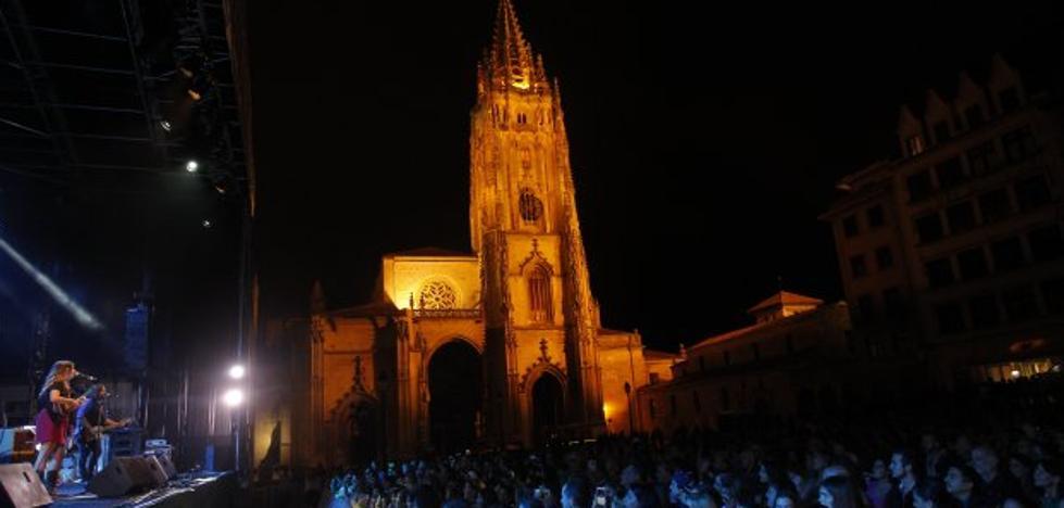 GAM presenta la única oferta para instalar el escenario de la Catedral