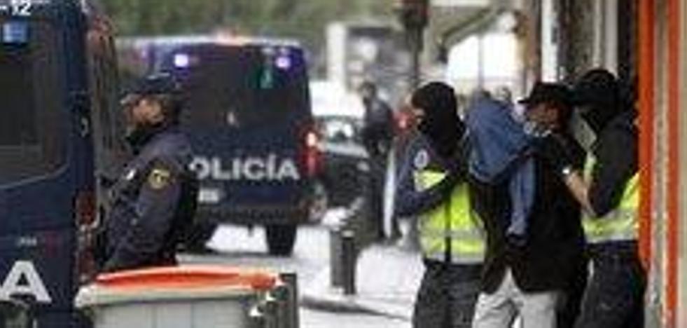 Los cuatro detenidos por los atentados declaran hoy en la Audiencia Nacional