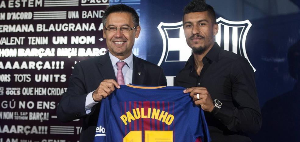 El verano televisado del Barça