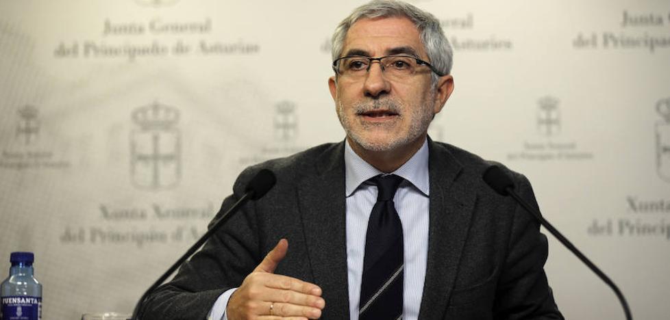 Llamazares pide que se reúna la mesa regional sobre financiación autonómica