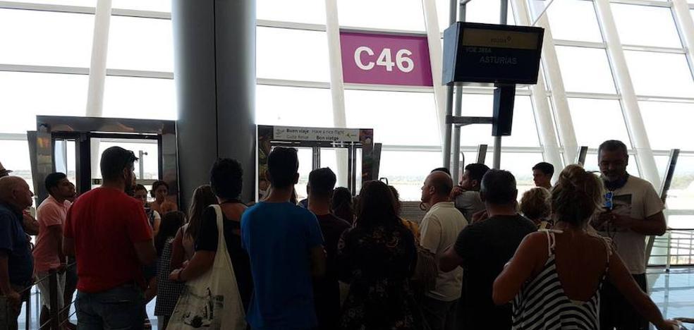 «Nos dejaron tirados veinte horas en Mallorca»