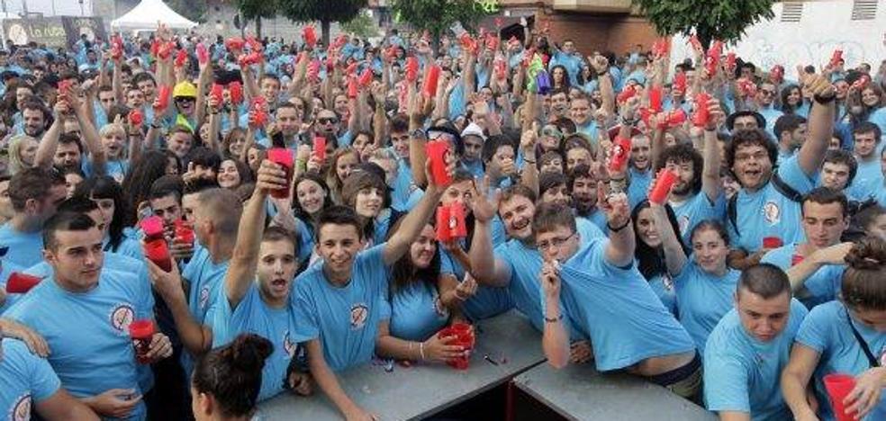 Lugones se viste de fiesta en honor a Santa Isabel