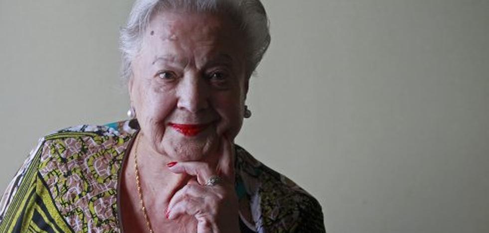 Diamantina Rodríguez, distinguida con el premio 'Gaiteru 2017'