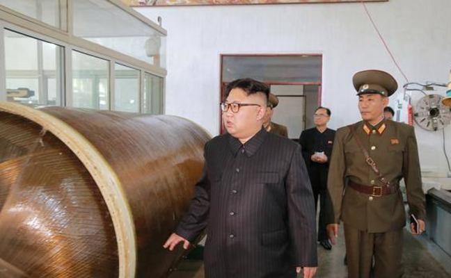 Corea del Norte lanza un proyectil «no identificado» que cae en el mar de Japón