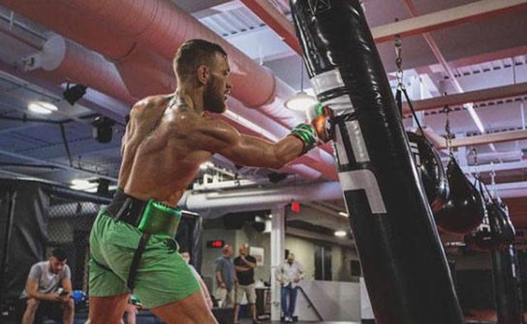 Conor McGregor, en imágenes