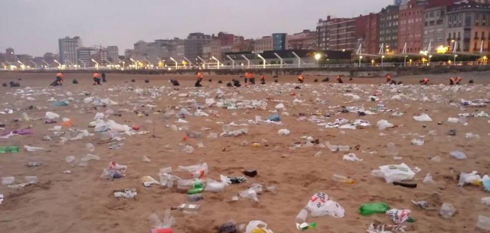 Emulsa diseña una campaña para reducir los residuos en los festejos