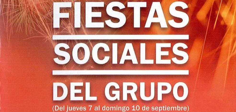 Así serán las fiestas del Grupo Covadonga