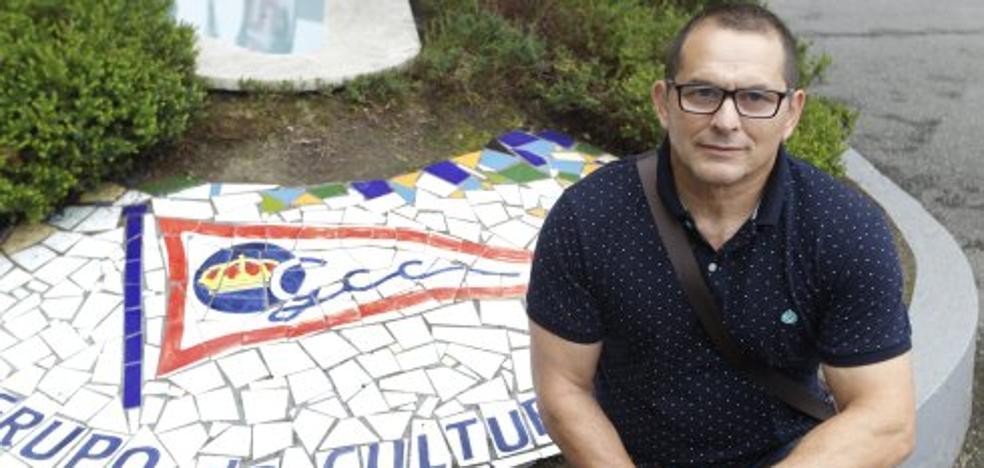 Javier Iglesias: «Ser reconocido por mi trayectoria es un orgullo, el club lo es todo para mí»