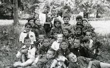 La memoria recuperada de los niños de Rusia