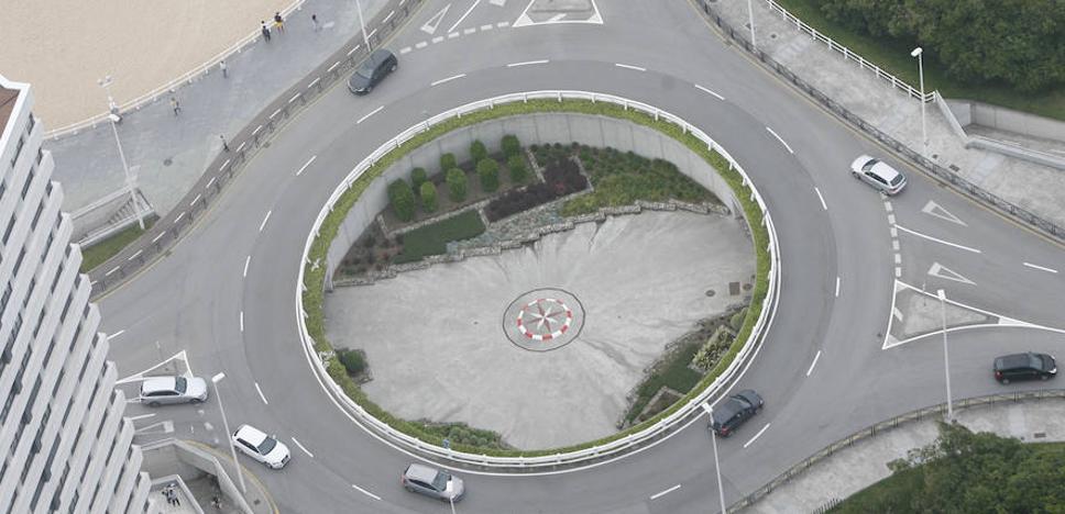 El error que la mayoría de conductores comete en una rotonda | El ...